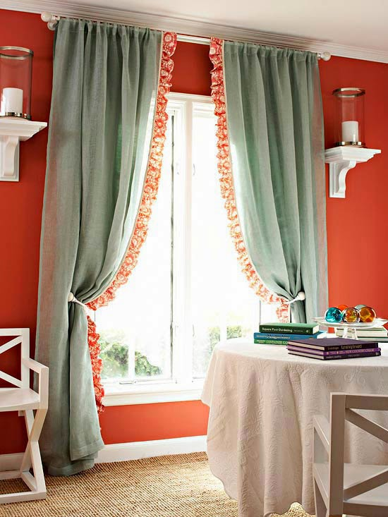 Modern Furniture 2014 Cheap And Easy Window Treatment