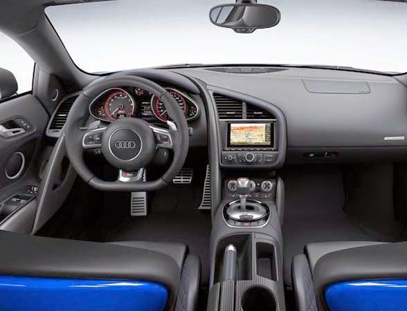 New 2015 Audi R8 LMX Review