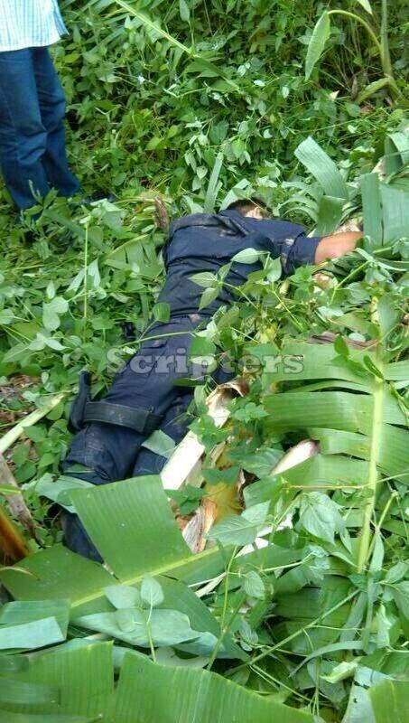 Anggota Polis URB Maut Dilanggar Kereta Penyamun Van Rokok