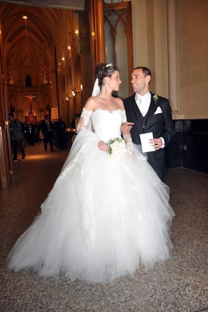 Pablo Zabateta & Christel Castano Wedding Day Was A ...