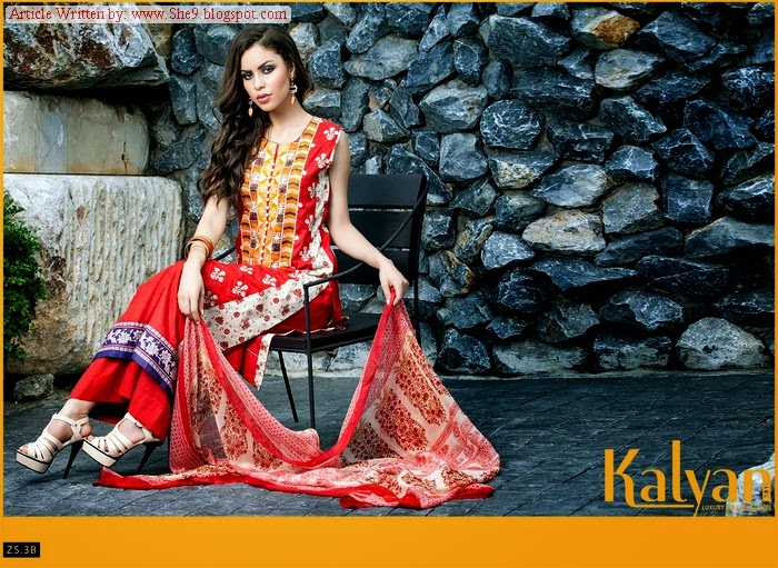 Kalyan Designer Luxury Eid Catalog Collection