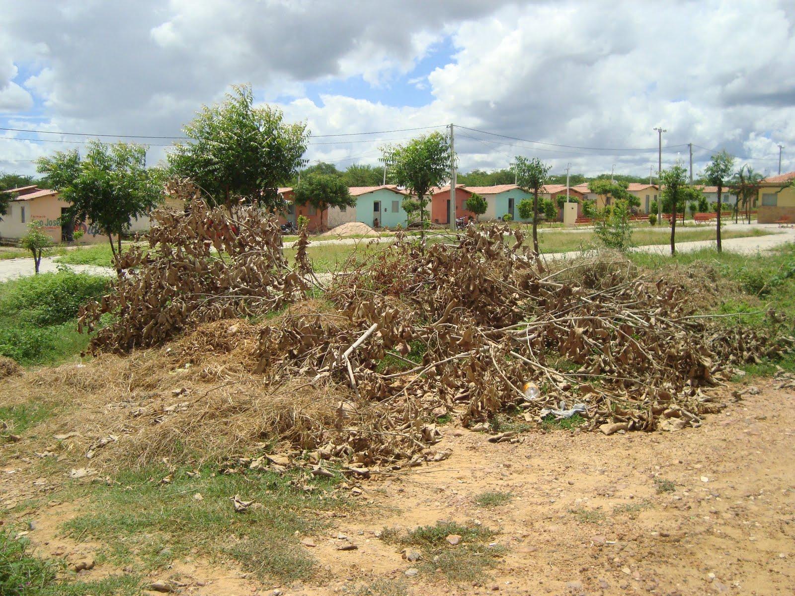 Esta é a Situação da Praça Dr. Luiz Gonzaga dos SAntos no Conjunto  #987133 1600x1200 Banheiro Com Cheiro De Esgoto