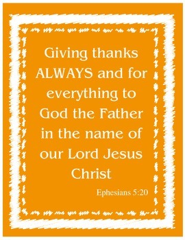 http://www.teacherspayteachers.com/Product/Freebie-Instant-Bible-Verse-Poster-Giving-Thanks-1596861