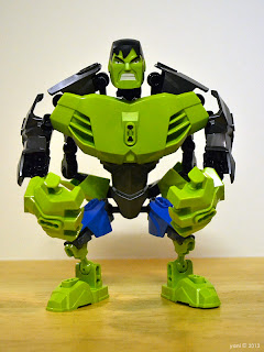 final lego hulk