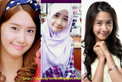 Kembar seiras YoonA