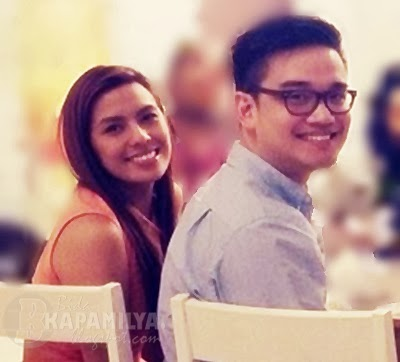 Nikki Gil and rumored boyfriend BJ Albert