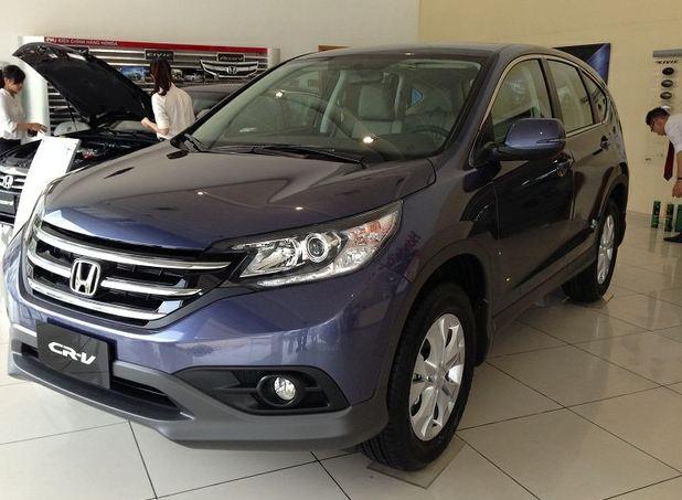 Honda cr v 2013