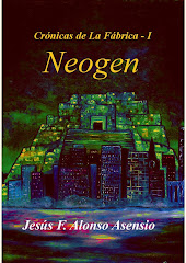 Mi novela Neogen, disponible en Amazon aquí: