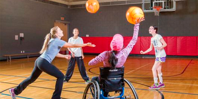 Holland Bloorview - Igniting Fitness Possibilities