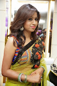 Manali rathod sizzling photos in saree-thumbnail-8