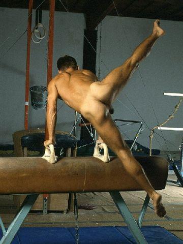 Спортсмены голые фото мужчины