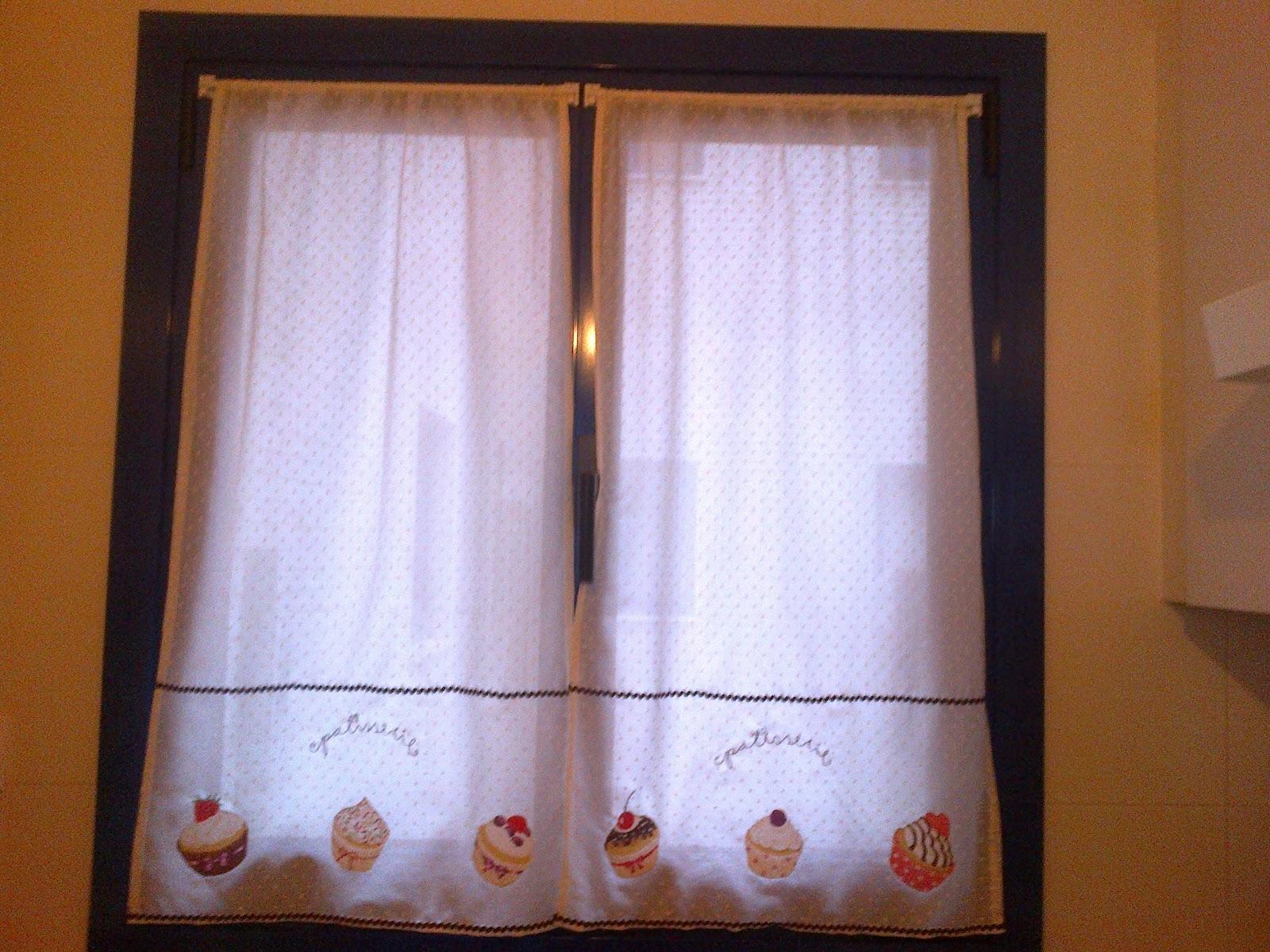 En el desvan con luxyxana las cortinas de barbi for Cocinas baratisimas