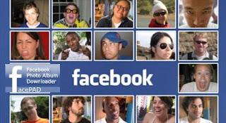 Download Facebook Photo Albums