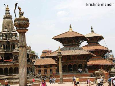 Bihar krishna mandir