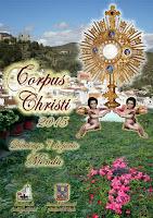 Monda  - Corpus Christi 2015