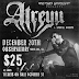 ATREYU TO CLOSE OUT 2014 WITH HOMETOWN CHRISTMAS SHOW AT THE OBSERVATORY IN ORANGE COUNTY