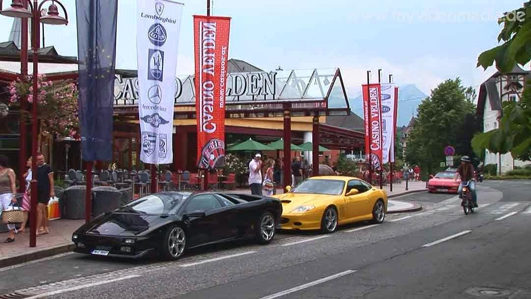 Casino Velden - Sportscar festival