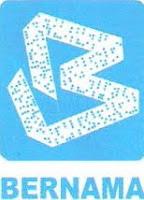 Jawatan Kerja Kosong Berita Nasional Malaysia (BERNAMA) logo