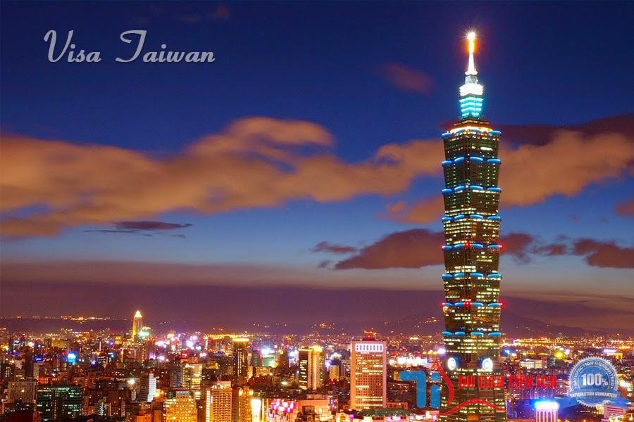 làm visa đi Đài Loan