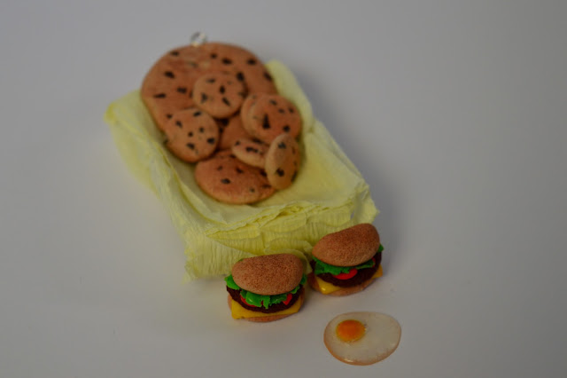 Ciasteczka,hamburgery,jajko…