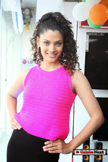 Actress Saiyami Kher Latest Pictures at Yes Mart Showroom Launch 0031