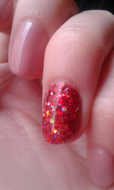 nail art paillettes