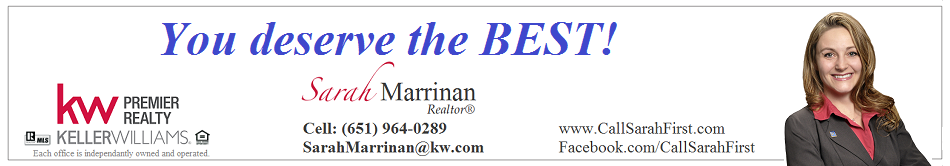 Sarah Marrinan, Keller Williams, CallSarahFirst.com