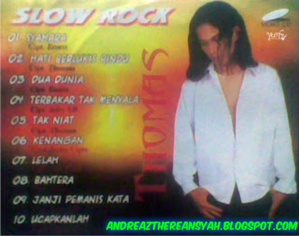 Thomas Arya Syahara (Full Album) 2005