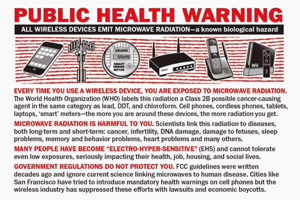 New Studies Show Health Risks From Wireless Technology