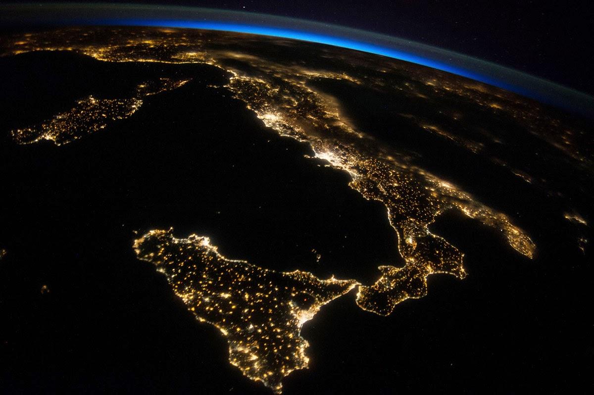 италия космос