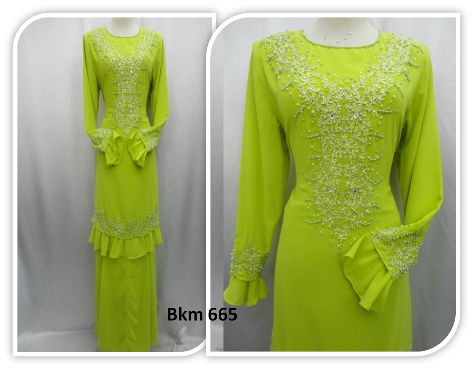baju kurung moden 665-668