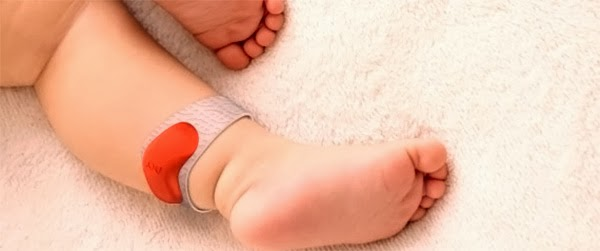 Wearable Monitoring Gadget for Baby Caring