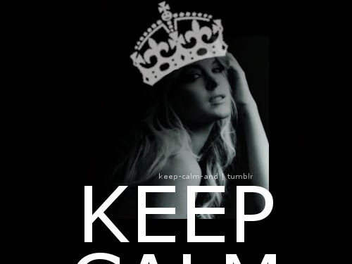 Keep Calm.. and?