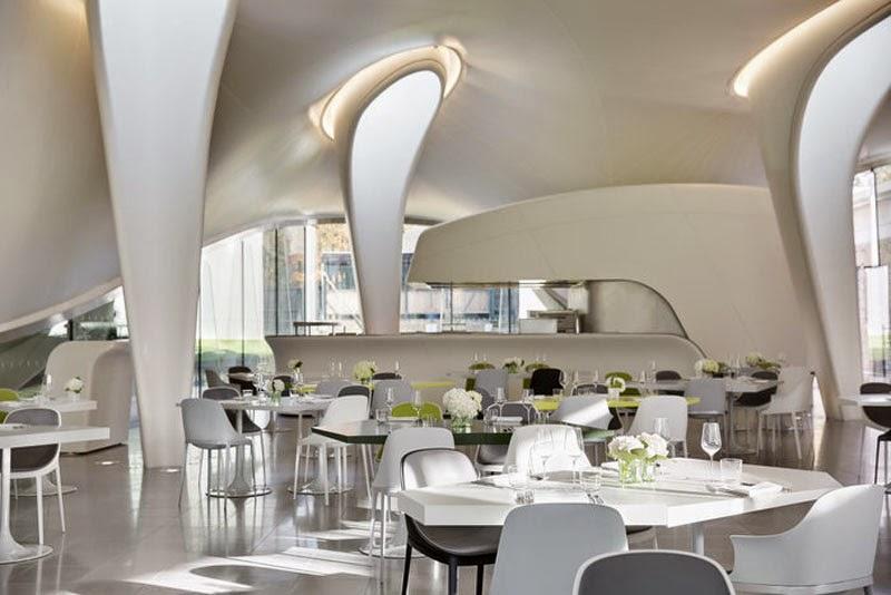 mejores diseños de interiores de bares y restaurantes del mundo, The Magazine