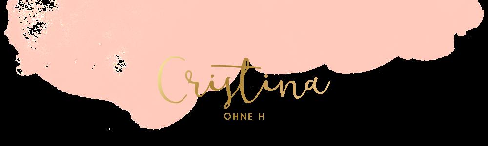 Cristina ohne h