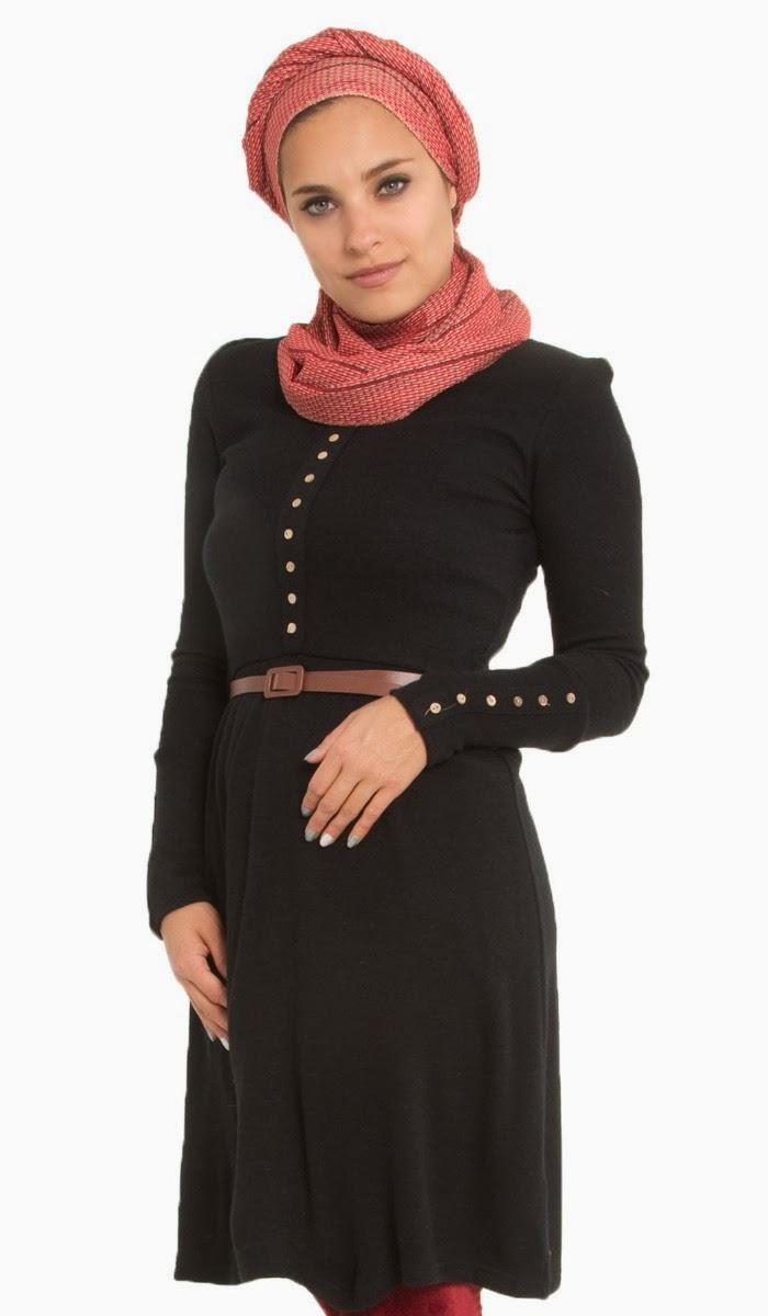 baju muslimah border