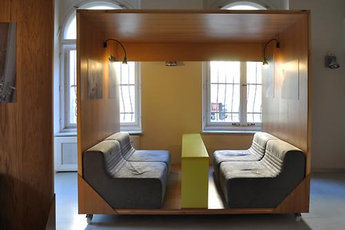 Bookstore Cafe Design Ideas