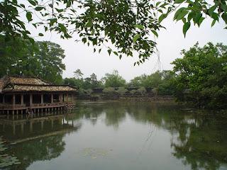 Imperial Tomb Tu Duc