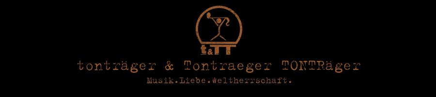 tonträger & Tontraeger TONTRäger