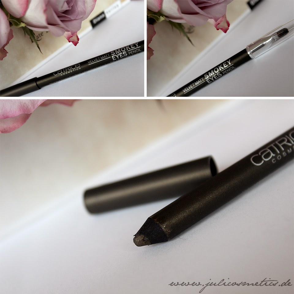 Catrice Velvet Matt Smokey Eyes Pencil