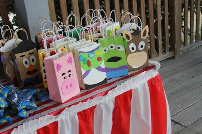 Decoración de Fiestas Infantiles de Toy Story