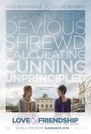 Adaptaciones Austen 2016: Love and Friendship