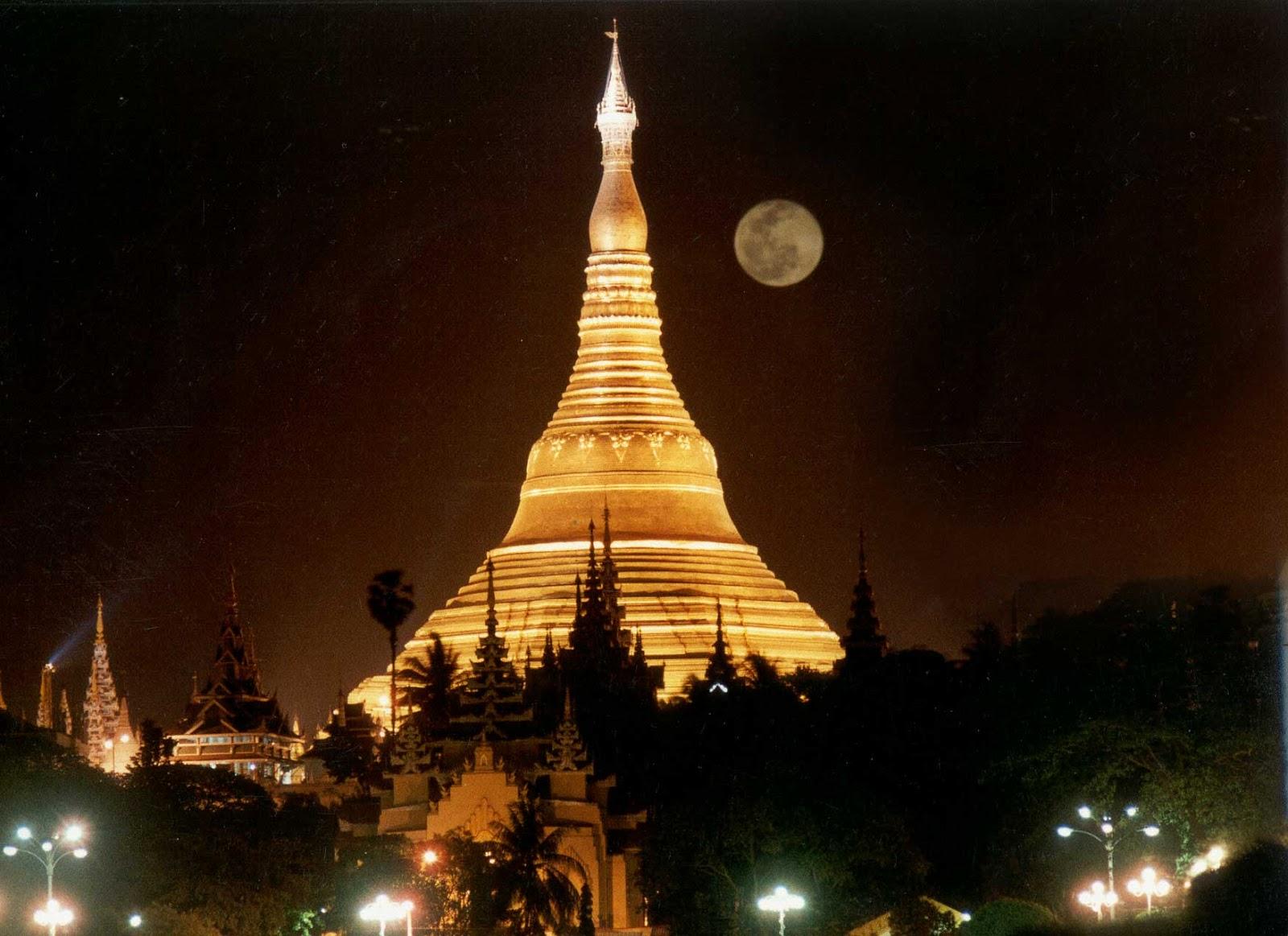 Yangon Myanmar Tourist Attractions Exotic Travel