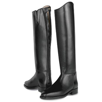 Ladies Dress Boots Zipper3