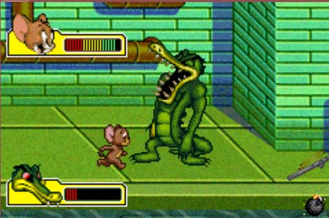 Free Download Games Tom And Jerry In Fists Of Fury Full ...
