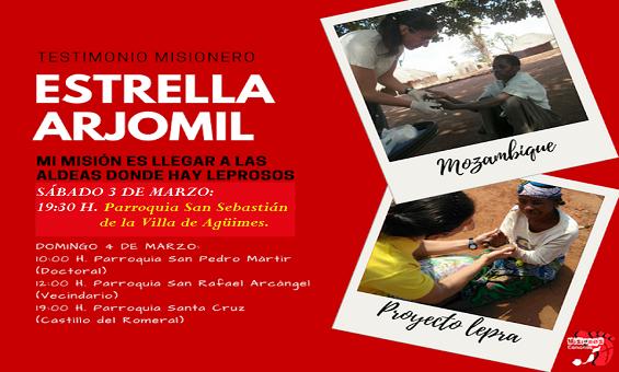 TESTIMONIO MISIONERO-ESTRELLA ARJOMIL.