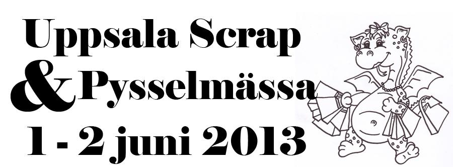 Uppsala Scrap- & Pysselmässa