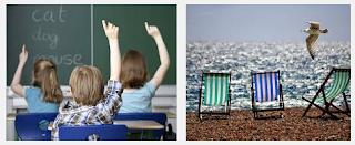 aprender ingles en verano
