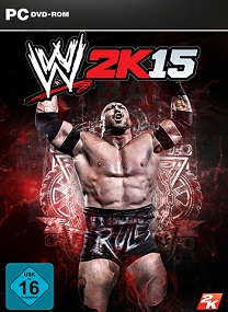 WWE 2015 DLC Pack Addon-RELOADED Terbaru For Pc cover