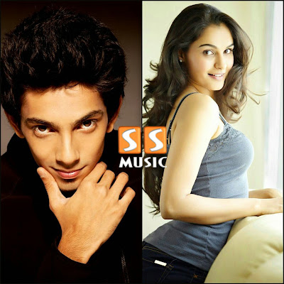 Anirudh and Andrea Together Again ? ~ SS Music